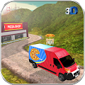 City n Off Road Delivery Van APK for Bluestacks