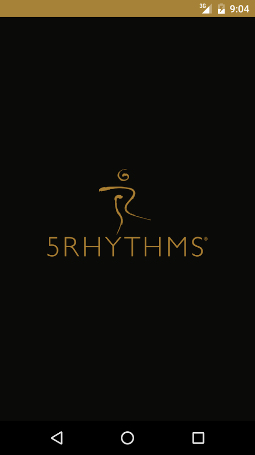 5Rhythms Screenshot