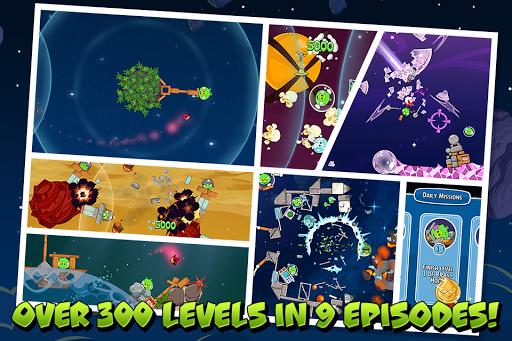 Angry Birds Space HD - screenshot