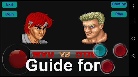 App Guide For Street Fighter 2 APK for Kindle