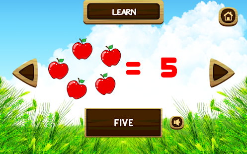 123 Learn Counting Numbers - screenshot
