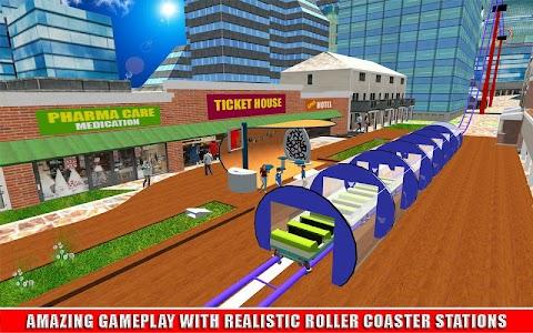 Amazing Roller Coaster HD 2017 APK
