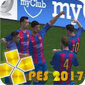 App New PPSSPP PES 2017 Pro Evolution Soccer Tip APK for Windows Phone