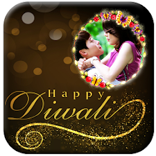 Diwali Photo Frame