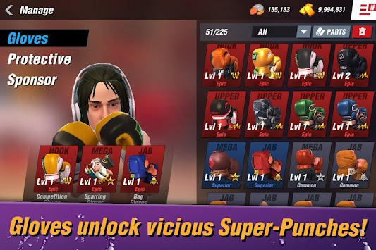 Boxing Star APK screenshot thumbnail 5