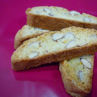 Orange-Almond Biscotti