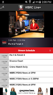 WBRC Live+ - screenshot