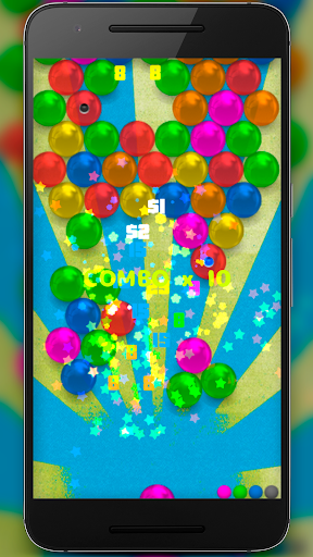 Magnetic balls bubble shoot screenshot 14
