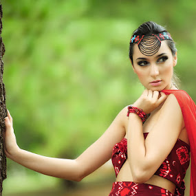 Carol by Irwan Kairuman - People Portraits of Women ( model, fashion, portrait )