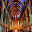 Notre Dame Cathedral in Ottawa by Diana Campeanu - Buildings & Architecture Other Interior ( church, building, interior, worship )