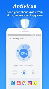 Turbo Cleaner– Antivirus, Clean and Booster
