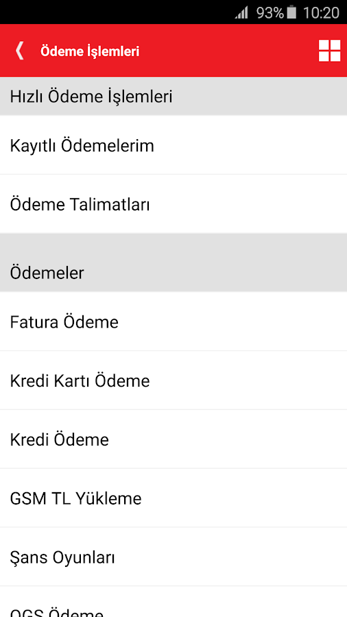 Akbank Direkt Screenshot 3
