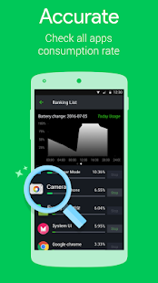 Power Battery - Battery Saver for Lollipop - Android 5.0
