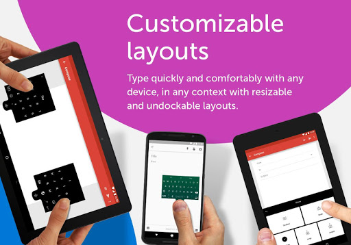SwiftKey Keyboard screenshot 7