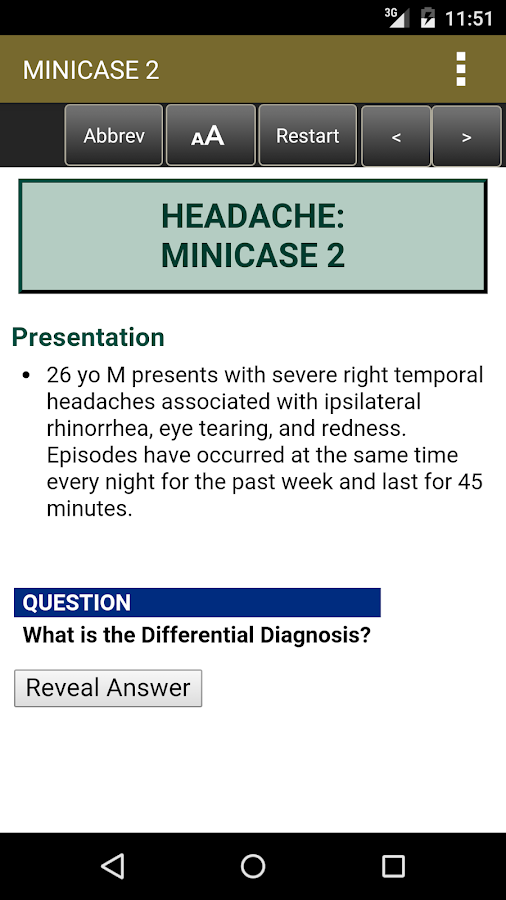 First Aid USMLE Step 2 CS 5/E Screenshot 5