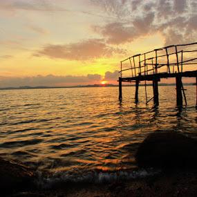 Set The rises by Kristian Hadinata - Landscapes Sunsets & Sunrises