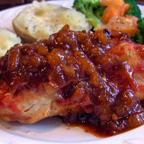 Onion Pork Chops