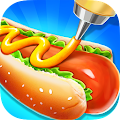 Street Food Stand Cooking Game APK for Bluestacks