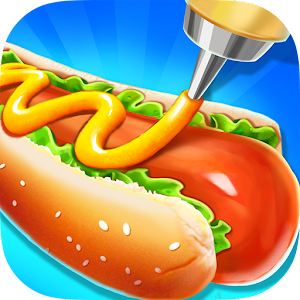 Game Street Food Stand Cooking Game APK for Windows Phone