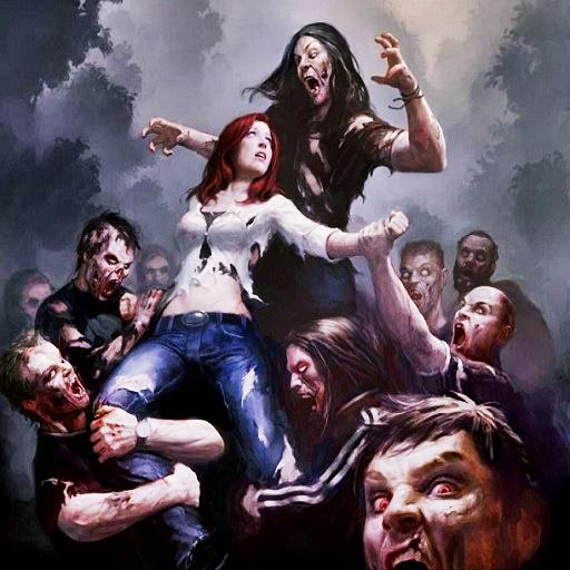 Dead Walking Zombies Puzzle (game)