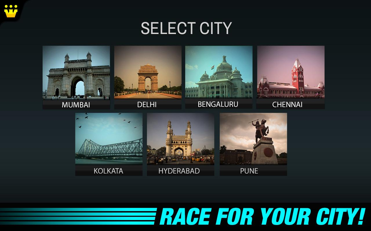 Indian Racing League Screenshot 1