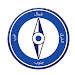 Directions Compass in Arabic Icon