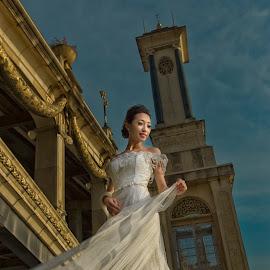 Gorgeous by Cp Derrick - Wedding Bride