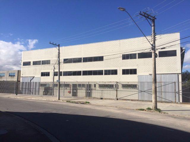 Galpão industrial para locação, Chácaras Reunidas, São José