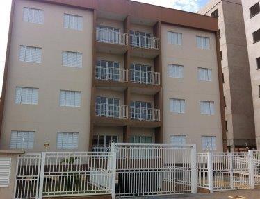 Apartamento com 2 dormitórios à venda, 65 m² por R$ 235.000 - Jardim Alvorada - São Carlos/SP