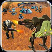 Free Download Robot War Futuristic Warrior APK for Samsung