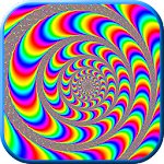 Optical Illusions Hd Wallpaper Icon