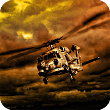 Helicopter Live Wallpaper