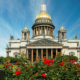 St. Petersburg by Zdenka Rosecka - Buildings & Architecture Public & Historical