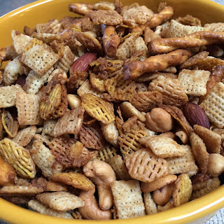 Irresistable Chex Mix
