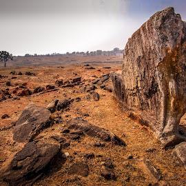 The Natural Sculpture by Prasanta Das - Landscapes Caves & Formations ( rock, natural, rugged, hard )