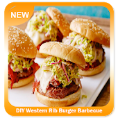 DIY Western Rib Burger Barbecue Sauce APK for Bluestacks