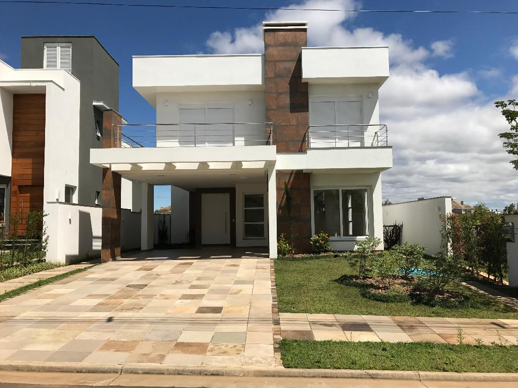 Casa 3 Dorm, Alphaville, Gravataí (CA1176)