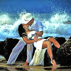 Prewedding by Zeki Yilmaz - Wedding Bride & Groom ( #bali#life #baech #photographs #idea#summer #holiday # )