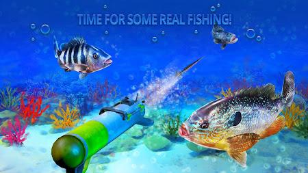Scuba Fishing: Spearfishing 3D 1.1 screenshot 2088608