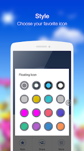Floating Touch- screenshot thumbnail
