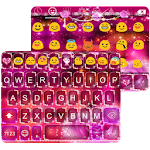 Star Light Emoji Keyboard Skin 1.1.2 Apk