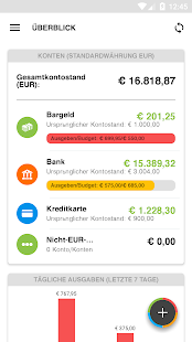 Expense IQ - Spesenabrechnung Screenshot