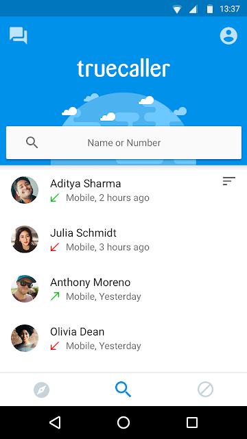 Truecaller - Caller ID & Block screenshots