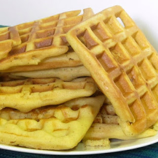 Wonderful (Gluten Free) Waffles!