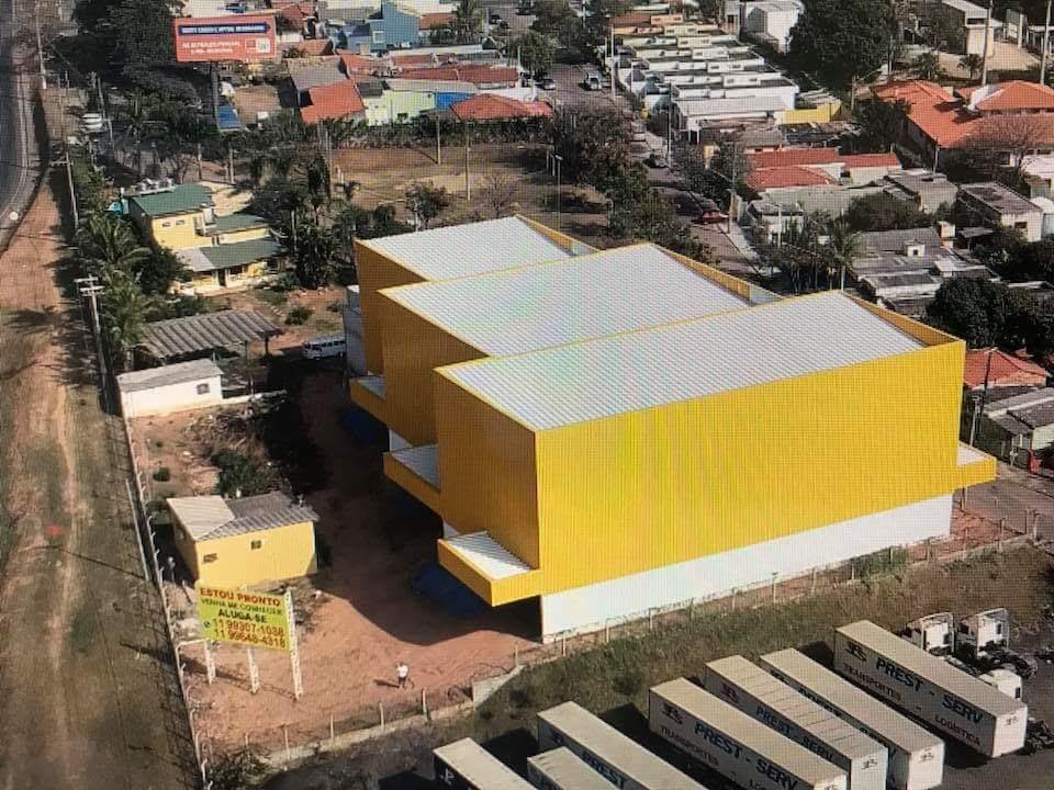 Galpão, 2430 m² - venda por R$ 13.000.000,00 ou aluguel por R$ 65.000,00/mês - Medeiros - Jundiaí/SP