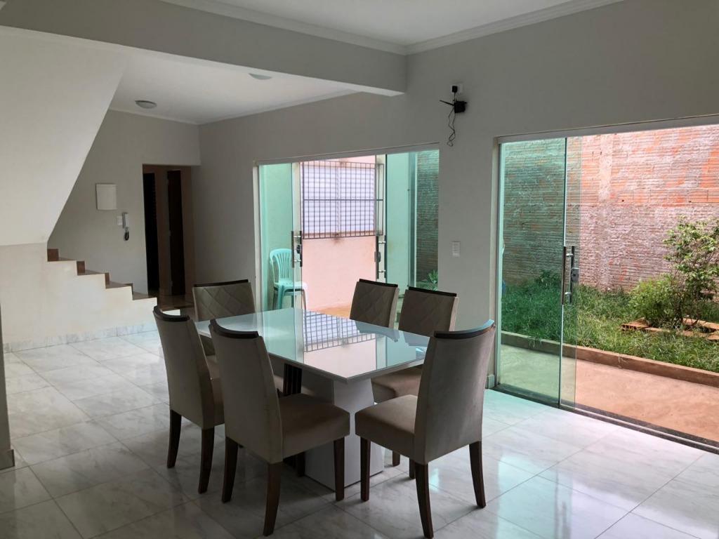 Casa com 4 dormitórios à venda, 132 m² por R$ 280.000,00 - Marajo II - Uberaba/MG