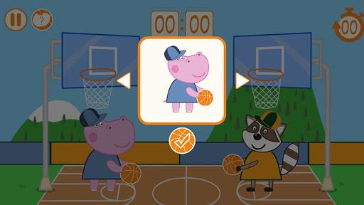 Kids Basketball - screenshot