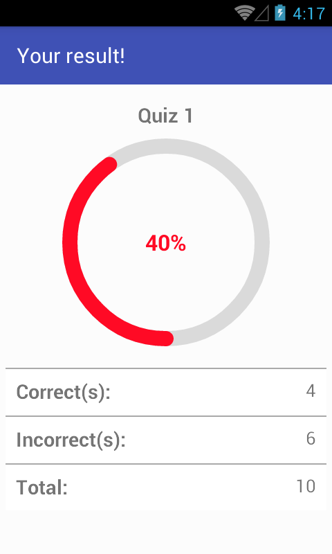 English Vocabulary Test Pro Screenshot 7