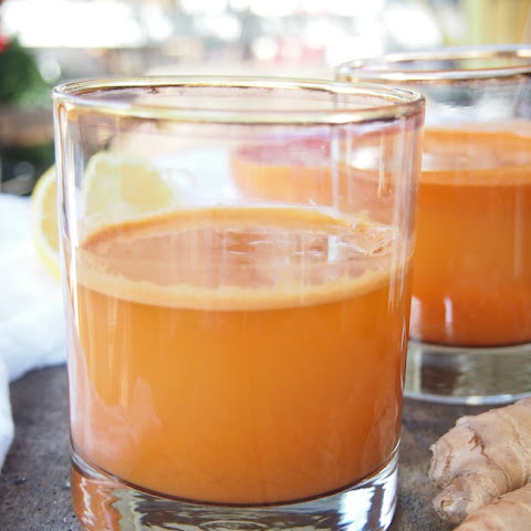 Healthy Skin Carrot Grapefruit Juice