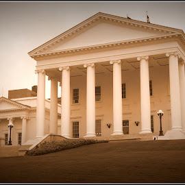 Virginia Capitol by Maritza Féliz - Buildings & Architecture Public & Historical ( structure, building, architecture, historical, capitol )